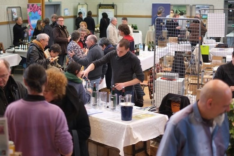 L'Alsace au salon des vins Vinotours