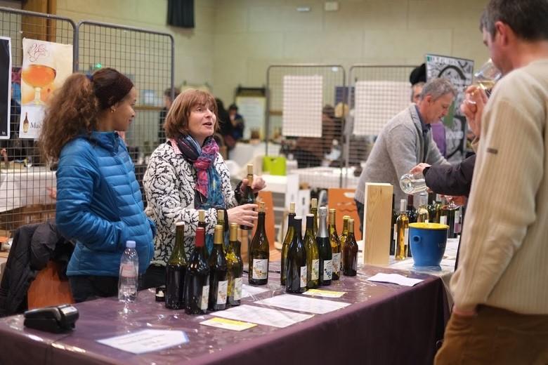 Le Jura au salon des vins Vinotours