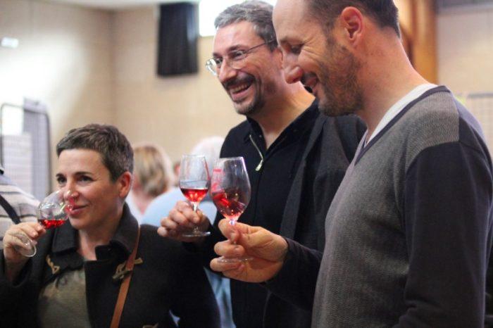 visiteur salon vinotours