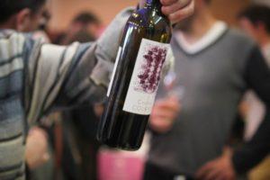 bouteille au salon vinotours