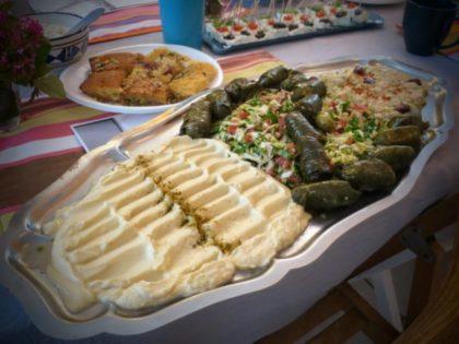 plateau dégustation vins chypre